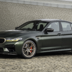 2022 BMW M5 CS Wallpaper HD
