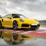 2021 Porsche 911 Turbo HD Desktop Wallpaper
