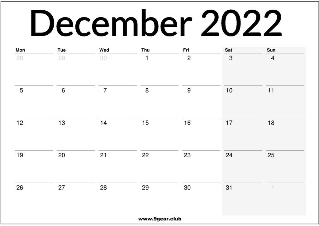 September October November December 2022 Calendar.2022 Calendar Archives Printable Calendars 2022