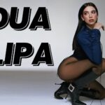 Cute Dua Lipa 1500x500 Twitter Headers